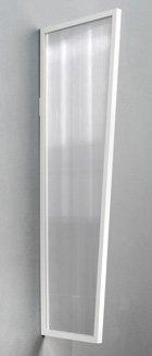 Gutta Seitenblenden für B2 Stegplatte hell Weiß 7220139