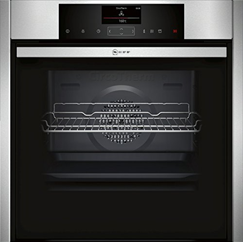 Neff Backofen BVS4524N / B45VS24N0 / VarioSteam, EasyClean, Slide&Hide / 13 Betriebsarten
